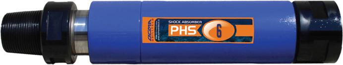 Amortiguador Martillo en Fondo PHS6